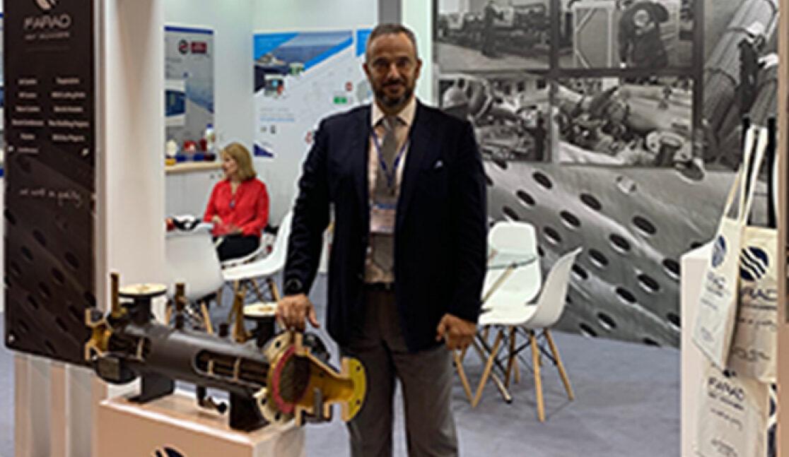 Kostas Fanouriadis BALTEXPO FARAD Heat Exhangers